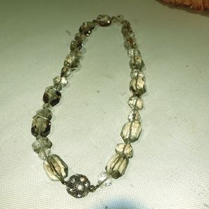Jewelry - Gemstone Sparkly Boutique Necklace